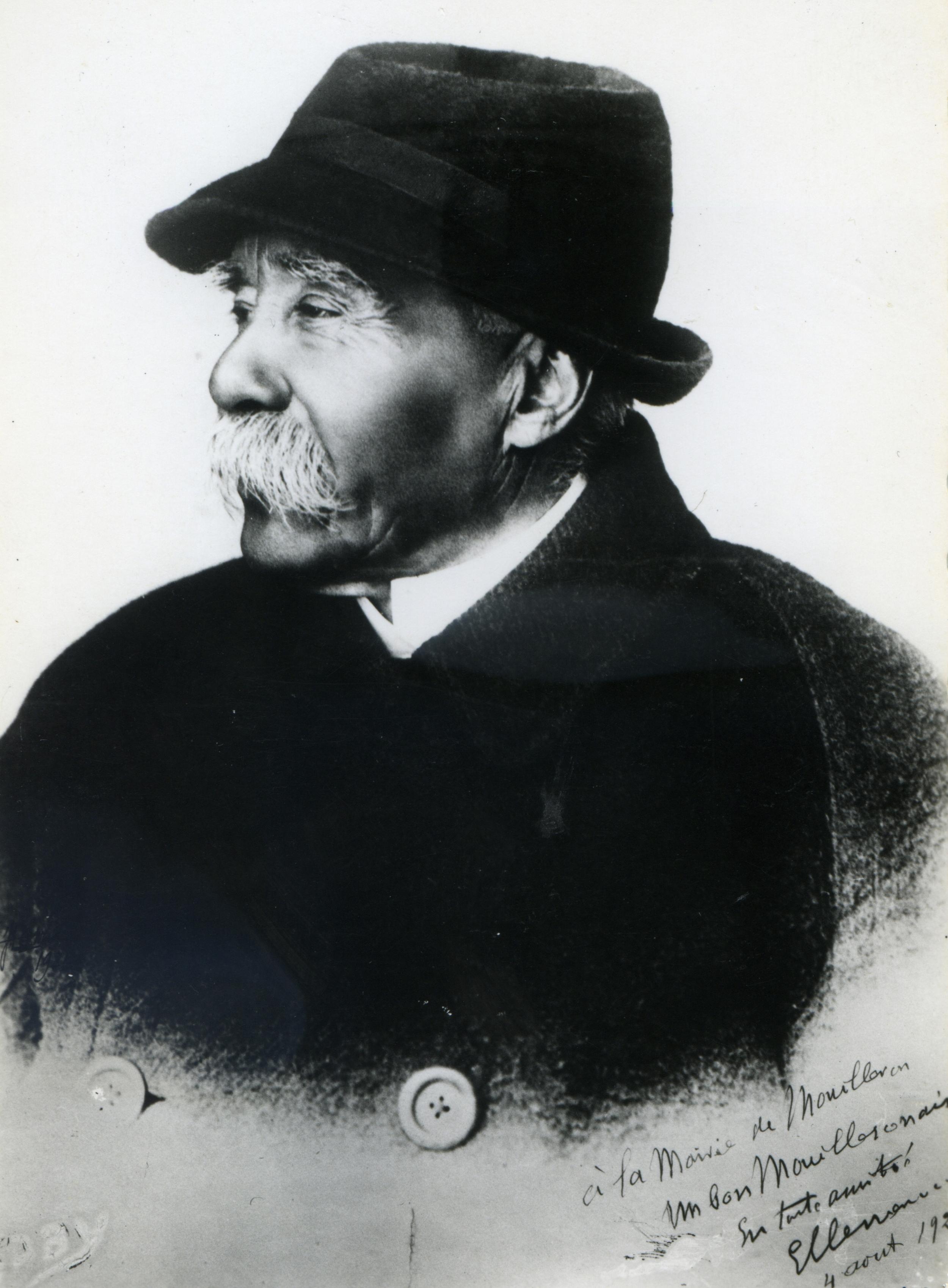 Georges Clemenceau, un bon mouilleronais