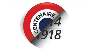 Label Centenaire 1914-1918